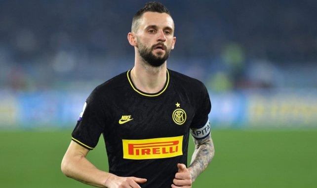 La decisión del Inter con Marcelo Brozovic