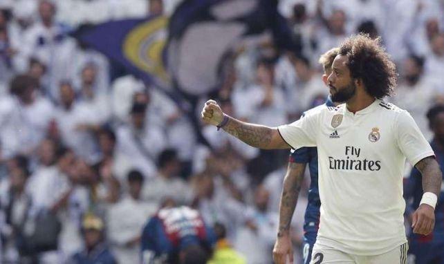 ¡Marcelo quiere irse del Real Madrid!