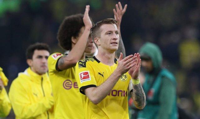 Marco Reus encuentra su lugar en el Borussia de Dortmund