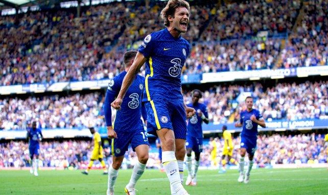 La espectacular evolución de Marcos Alonso en el Chelsea