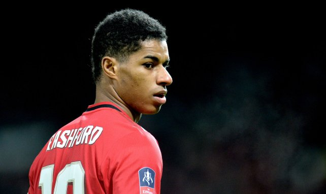 Manchester United | Marcus Rashford sigue en escalada