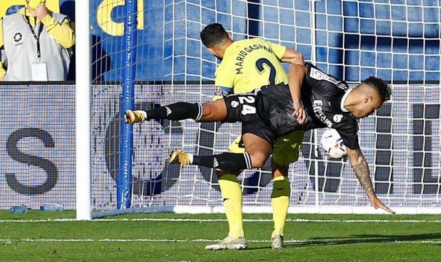 Real Madrid | Mariano cae lesionado
