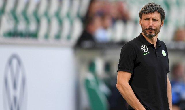 El Wolfsburgo prescinde de Mark van Bommel