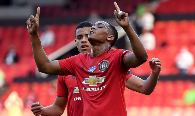 Real Madrid | Ofrecen a Anthony Martial