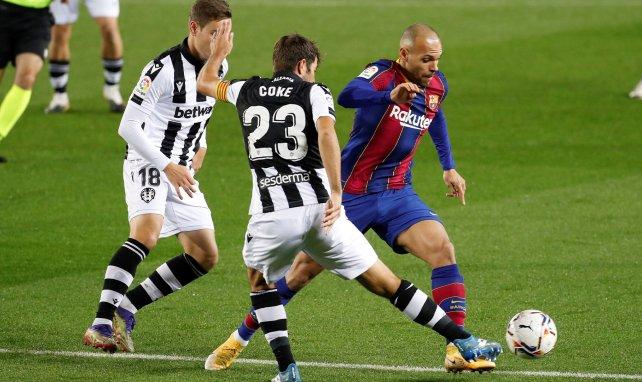 Martin Braithwaite recuerda su fichaje por el FC Barcelona