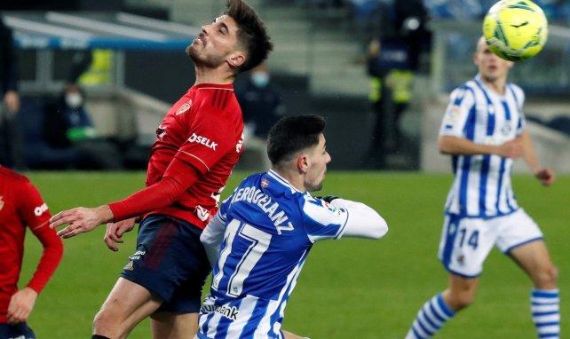 Osasuna blinda a Nacho Vidal