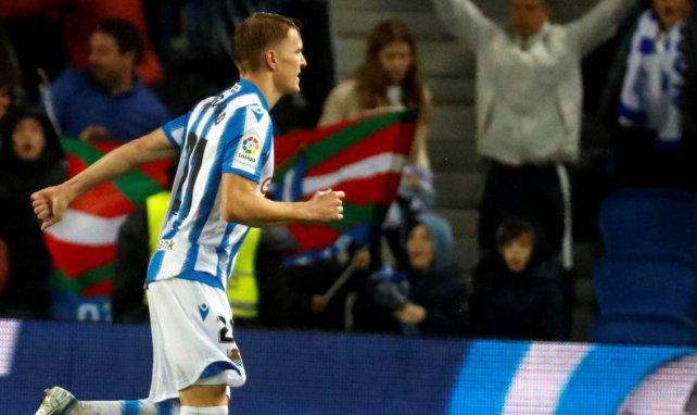 La Real Sociedad confirma el adiós de Martin Odegaard