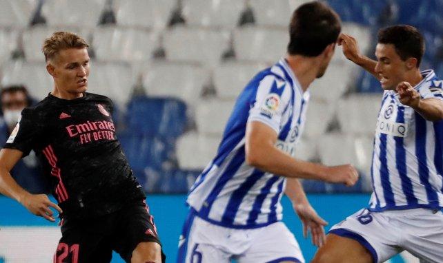 La Real Sociedad se resigna sin Martin Odegaard