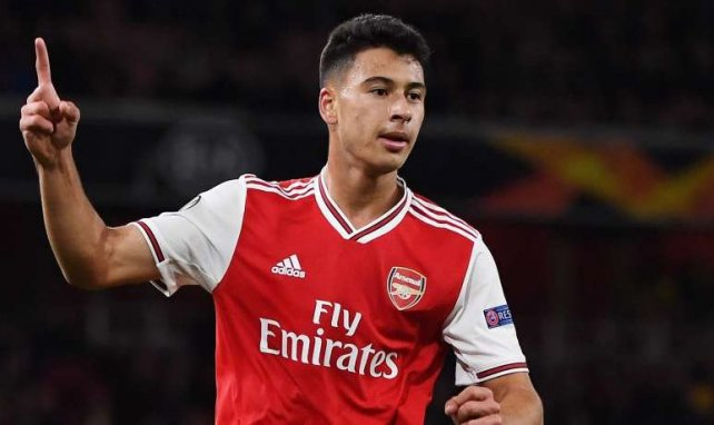 El Arsenal renueva a Gabriel Martinelli