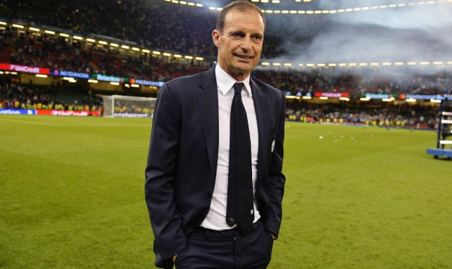 ¿Espera Massimiliano Allegri al Real Madrid?