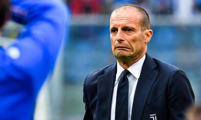 Massimiliano Allegri se decanta por la AS Roma