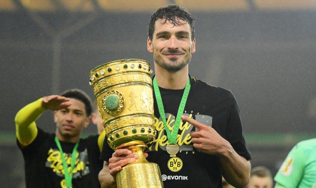 El BVB amplía el contrato de Matts Hummels
