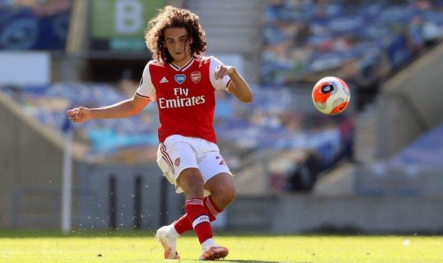 El Arsenal ya ha puesto precio a Matteo Guendouzi