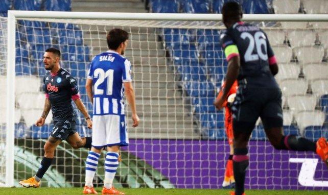 Europa League | El Nápoles rebaja la euforia de la Real Sociedad, el Granada no se encuentra ante el PAOK