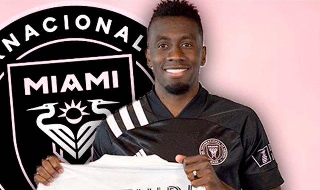 El Inter Miami quiere separarse de Blaise Matuidi