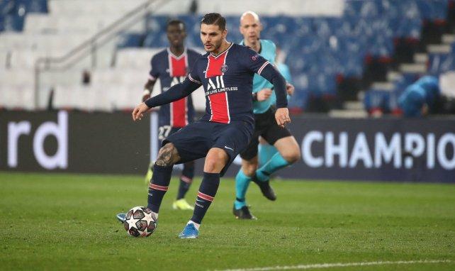 Mauro Icardi se gana la confianza del PSG