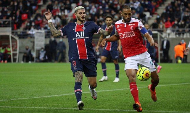 Ligue 1 | Mauro Icardi lidera al PSG contra el Reims