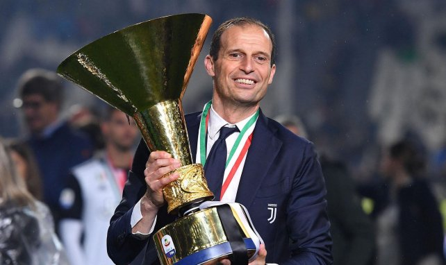 La AS Roma tantea a Massimiliano Allegri