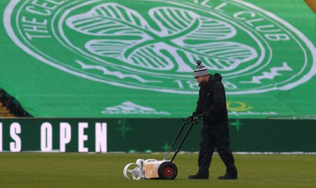 Celtic Park, el hogar del Celtic Glasgow