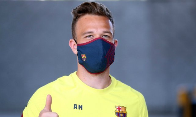 El nuevo 'castigo' del FC Barcelona a Arthur Melo