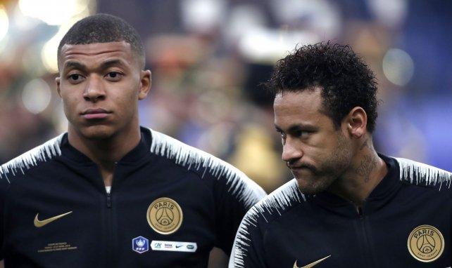 El temor del PSG con Kylian Mbappé y Neymar