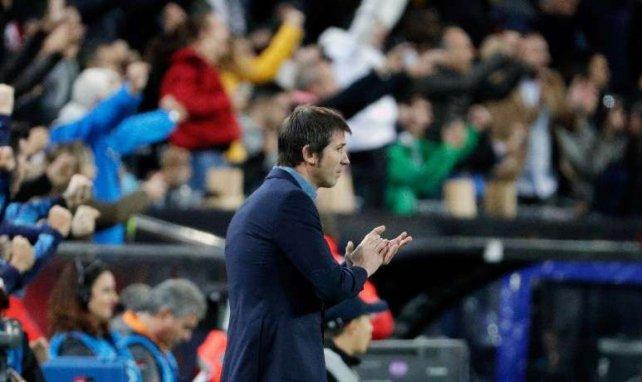Albert Celades quiere contar con un nuevo lateral derecho