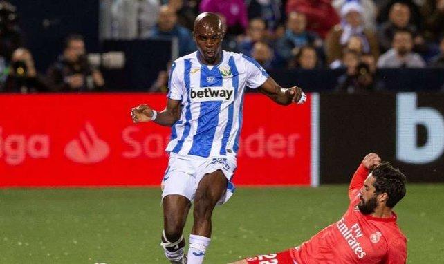 Allan Nyom ya jugó el pasado curso en nuestra Liga