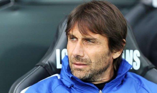 Antonio Conte define sus planes para fortalecerse