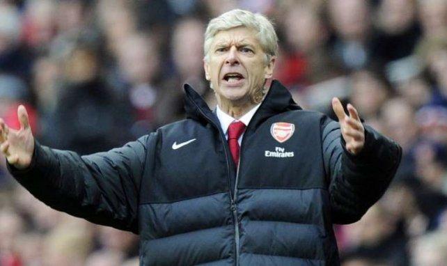 Arsene Wenger es uno de los técnicos que vigila a Malang Sarr
