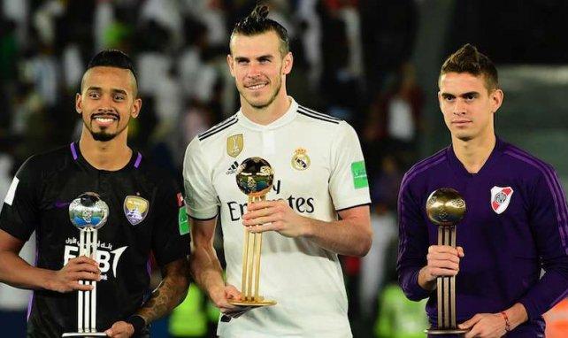 Borré estuvo entre los mejores del pasado Mundial de clubes