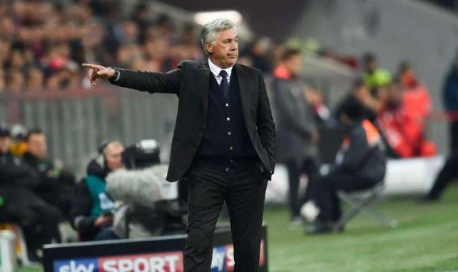 Carlo Ancelotti ya está buscando refuerzos para el curso que viene