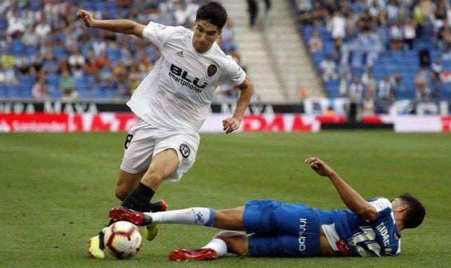 Incluyen al Atlético de Madrid entre los pretendientes de Carlos Soler