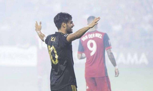 Carlos Vela ha firmado una gran temporada en la MLS
