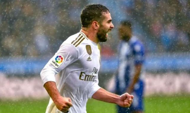 Dani Carvajal marcó el gol del triunfo