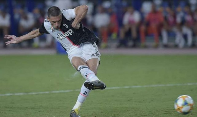 Demiral acaba de aterrizar en la Juventus