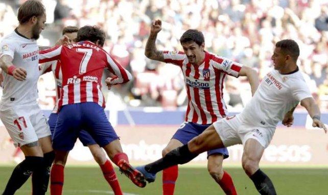 Atlético | Savic alude a su situación