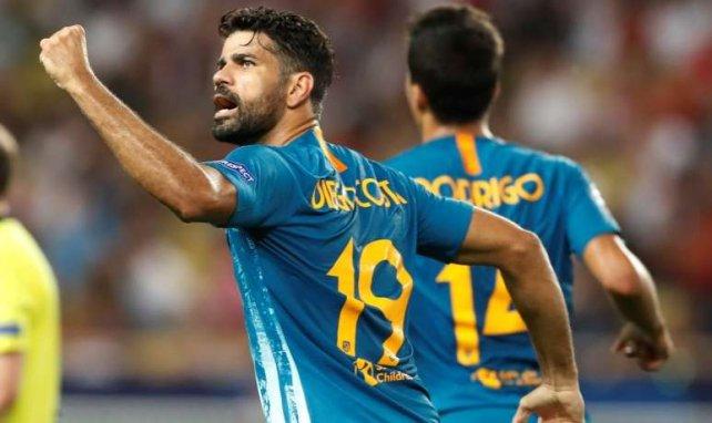 Diego Costa quiere reencontrarse con el gol