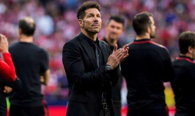 Diego Simeone renovará su contrato