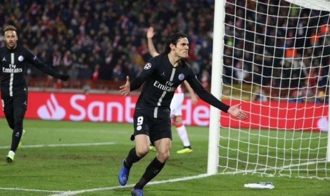 El Atlético sigue peleando el fichaje de Edinson Cavani