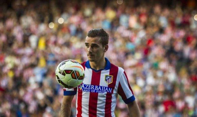 El Atlético de Madrid rinde homenaje al doblete