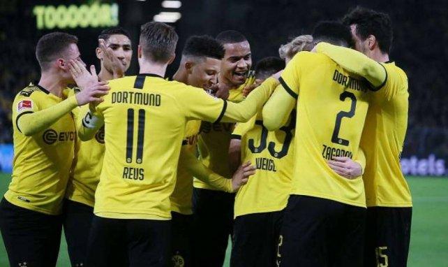 El Borussia Dortmund se moverá en enero