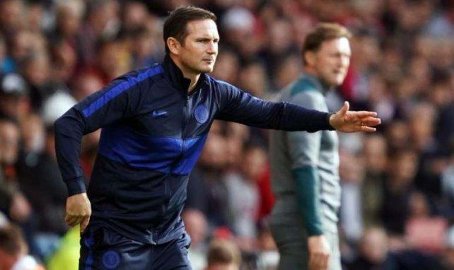 El Chelsea ya busca nuevos refuerzos para la plantilla que dirige Frank Lampard