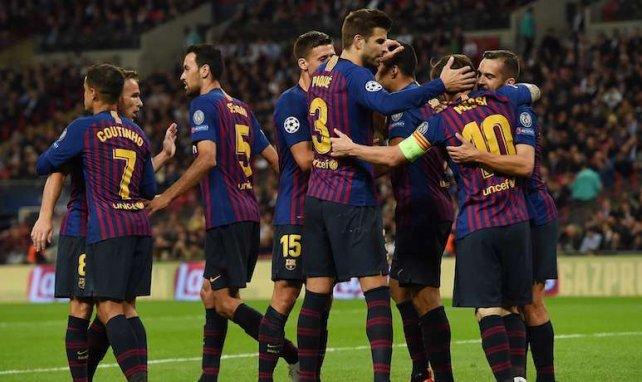 La camiseta 2020-2021 del FC Barcelona al descubierto