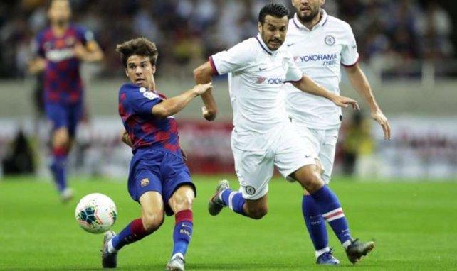 El FC Barcelona no tiene prisa con Riqui Puig