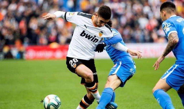 Liga   El Getafe supera con claridad al Valencia