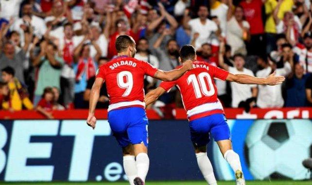 El Granada CF quiere ponerse líder de LaLiga