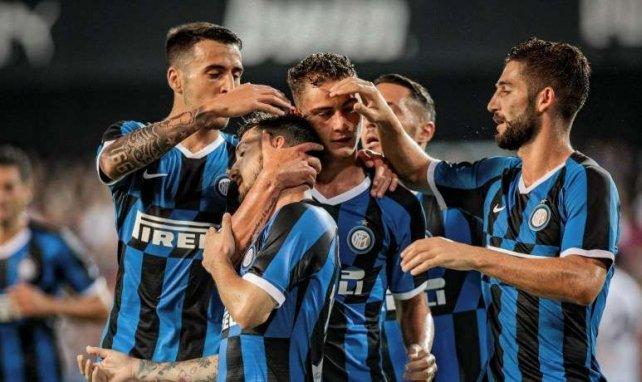 El Inter de Milán ha presentado su nueva camiseta