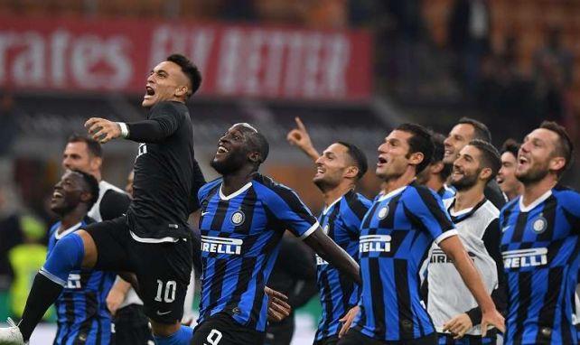 El Inter de Milán tiene la mejor defensa de Europa