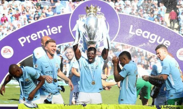 El Manchester City es el vigente campeón