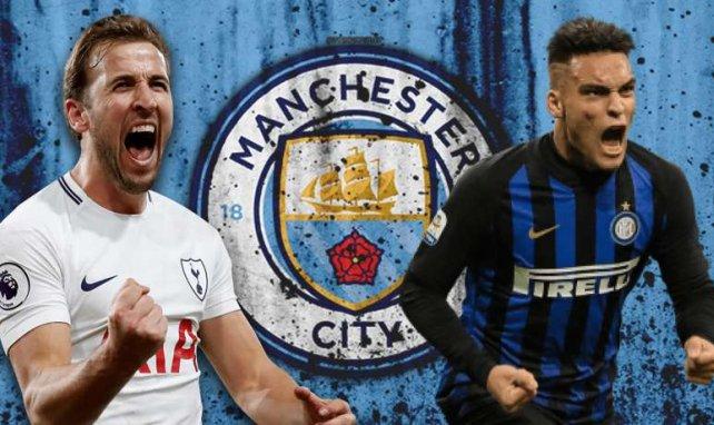 El Manchester City valora opciones para reforzarse